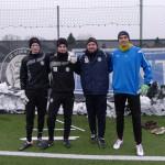 Sturm Goalies und Rolli