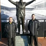 N01 and Bill Shankley at Anfield